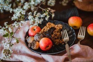 vynikajúci jesenný kolač makovec plný chuti aj zdravia podľa Chuť od Naty