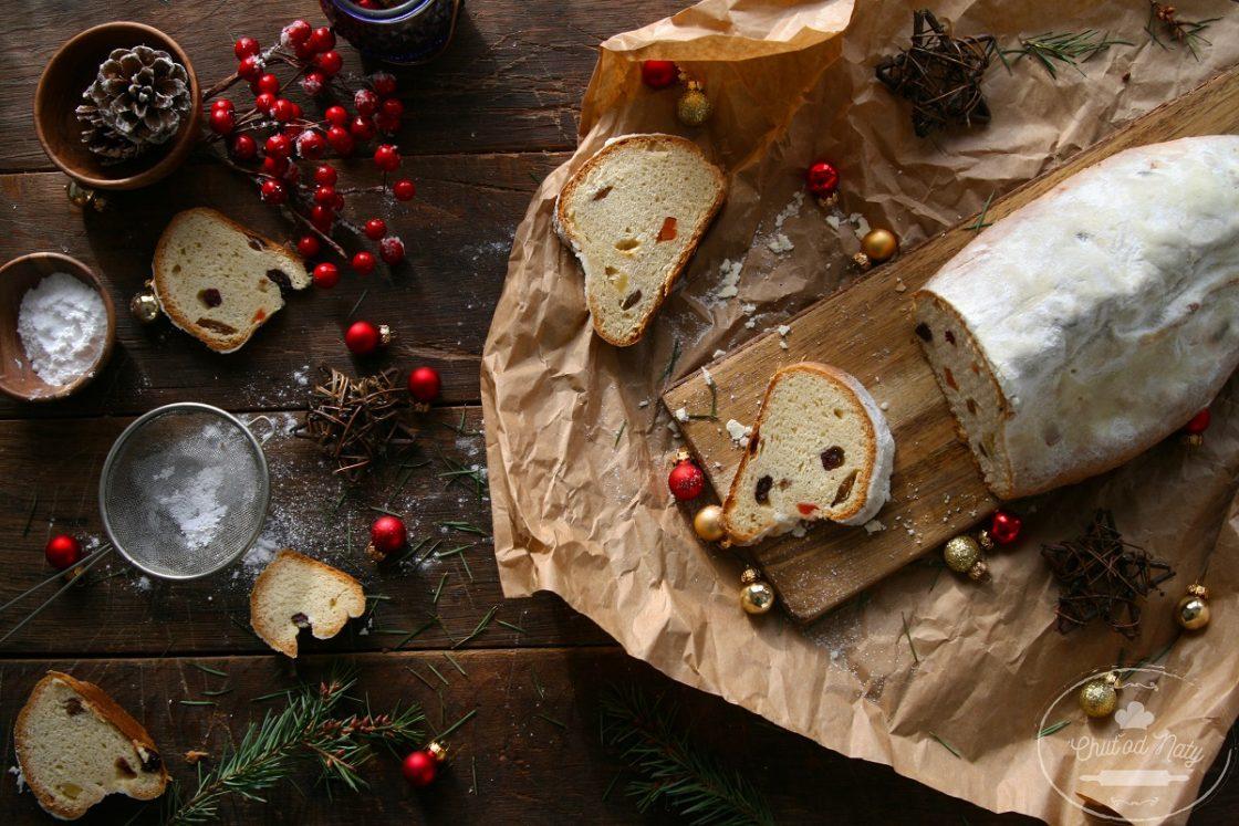 recept vianočná štóla z kvasu od Naty vám pomôže vyčariť nádherné Vianoce