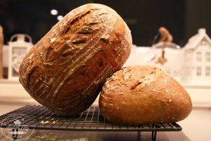 postup na zemiakový kváskový chlieb