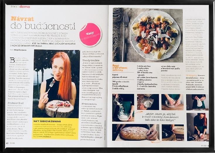 časopis FOOD