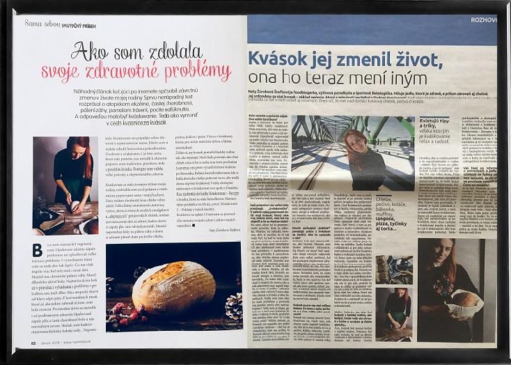 časopis MAMINKA & týždenník ZÁHORÁK