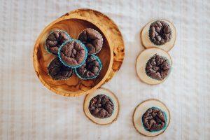 Recept na avokádové muffiny od Naty