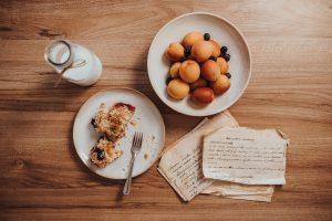chutný a jednoduchý kváskový recept na koláč od Naty