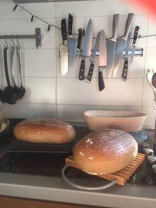 recepty na chlieb má Chuť od Naty vždy prvotriedne
