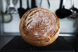 recept na vyrážkový kváskový chlieb od Chuť od Naty