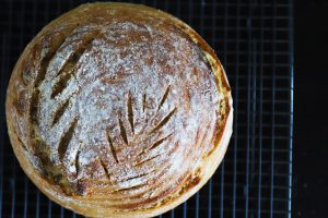 tradičný kváskový chlieb od Chuť od Naty