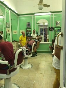 Chuť od Naty našla originálny barber shop v Noto na Sicílii