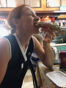 Chuť od Naty otestovala sicílsu špecialitu canollo viackrát. Vždy bolo super