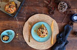 recept na vegetariánske jedlo od Chuť od Naty