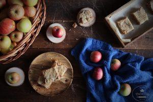 Jesenný recept na koláč bez laktózy od Naty