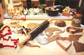 atmosféra vianočného pečenia