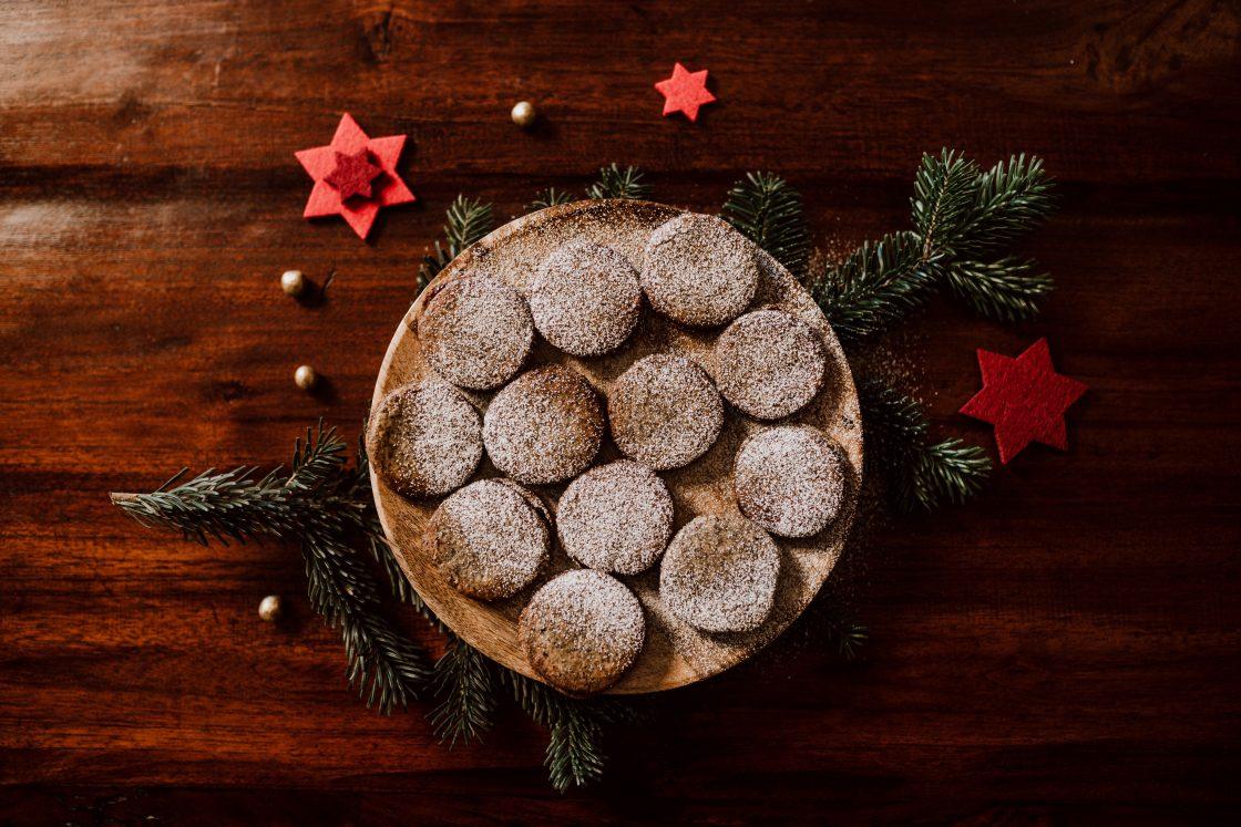 vianočný recept od Naty na makové kolieska