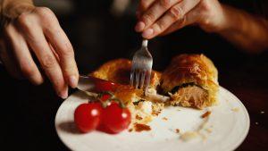 CHuť od Naty ponúka recept na šťavnatý losos