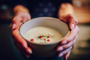 jednoduchý recept na chutnú polievku varí Chuť od Naty