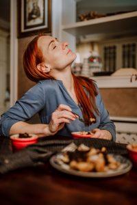 Vášeň pre chutné jedlo