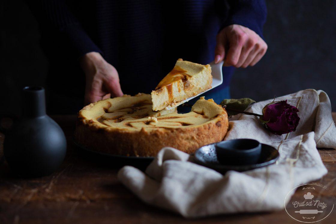 recept na cheesecake od Chuť od Naty