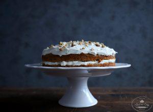 recept na mrkvovú tortu od Naty