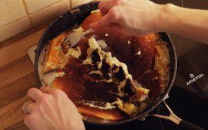 Jednoduchý recept na kváskové jedlo
