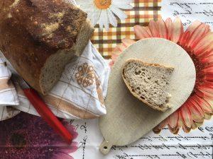 krájanie chleba kedysi na recepte Chuť od Naty