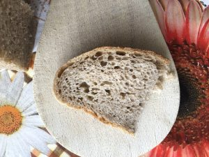 recept na kváskový chlieb od Naty