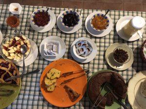 sladké raňajky neboli to pravé pre CHuť od Naty