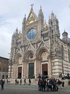kostol v Siene