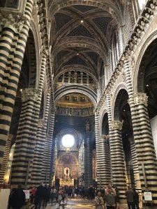 Duomo di Siena pohľadom Naty