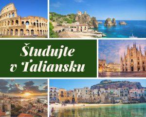 Naty odporúča na štúdium taliany Školu taliančiny