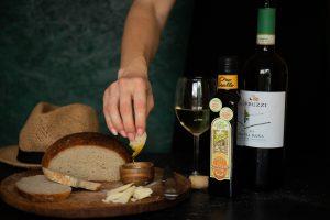 recept na pravý toskánsky chloeb s lievito madre od Naty