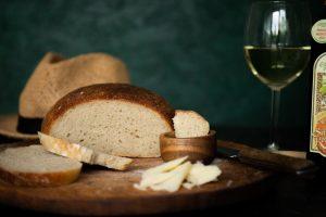 recept na chlieb z Toskánska podľa Chuť od Naty