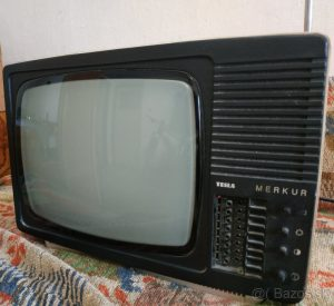 televizor kedysi