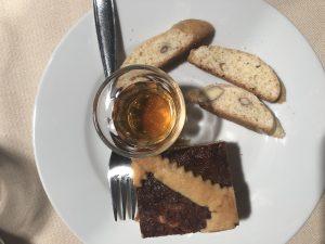 jednoduchý recept na sušienky cantuccini od Naty
