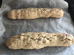 jednoduchý recept na talianske sušienky podľa Chuť od Naty