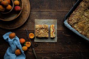 Ovocný koláč od Naty je nadýchaný, vláčny a chutný