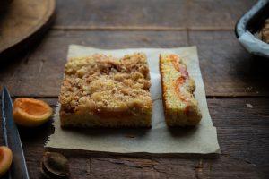 skvelý recept na kváskový ovocný koláč má Chuťo od Naty