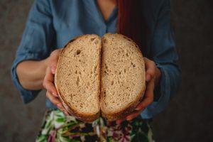 Jednoduchý recept na zemiakový kváskový chlieb podľa Chuť od Naty