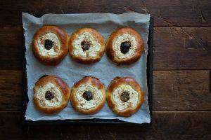 Chuť od Naty má skvelý recept na kváskové moravské koláče, ktorý sa oplatí vyskúšať