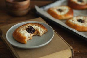 Recept na úžasné kváskové moravské koláče zo špaldovej múky podľa Naty chutí každému