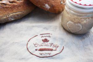 ako správne baliť kváskový chlieb vám poradí Naty