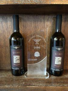 na ochutnávku albánskeho vína odporúča Chuť od Naty vináreň Čobo