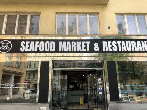 Skvelá reštaurácia v Prahe, kde sa Chuť od Naty výborne najedla