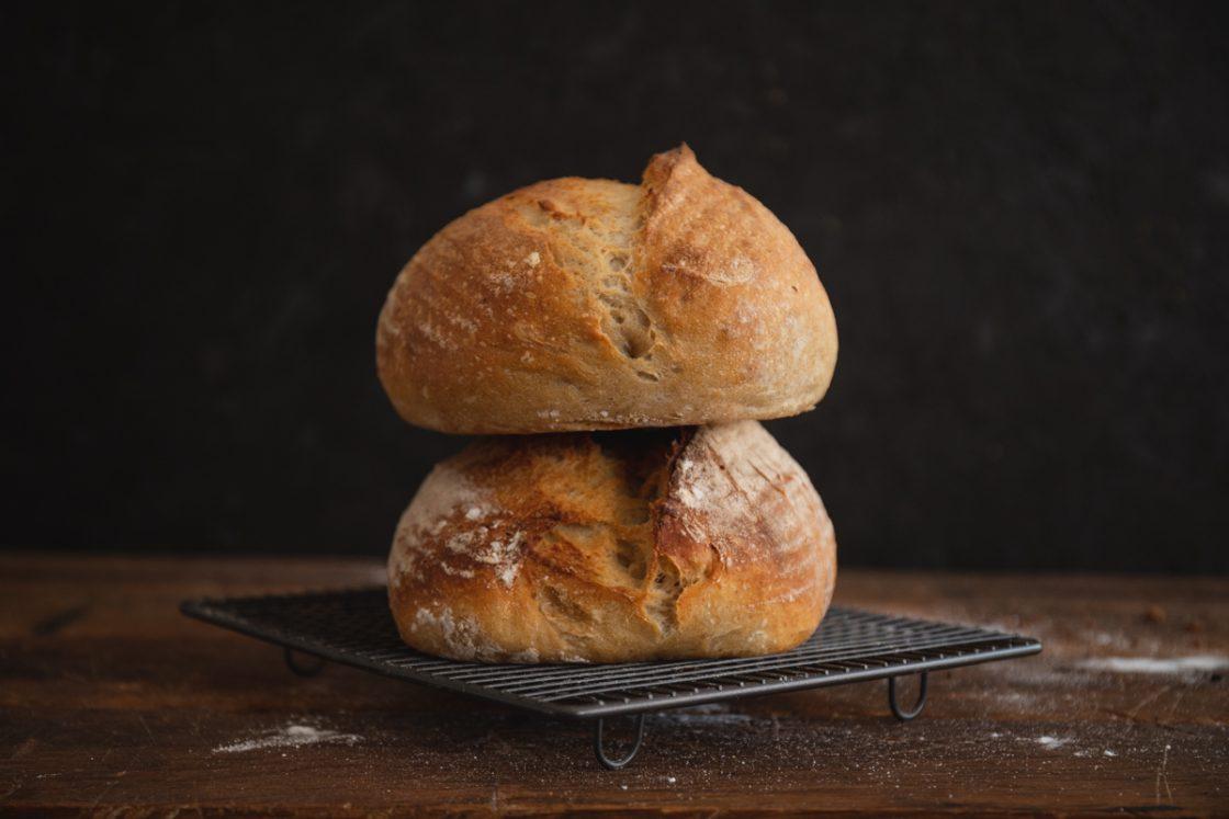 vláčny kváskový chlieb si zamilujete vďaka receptu od Naty