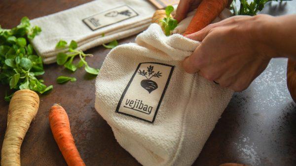 Vejibag pre stále čerstvú zeleninu