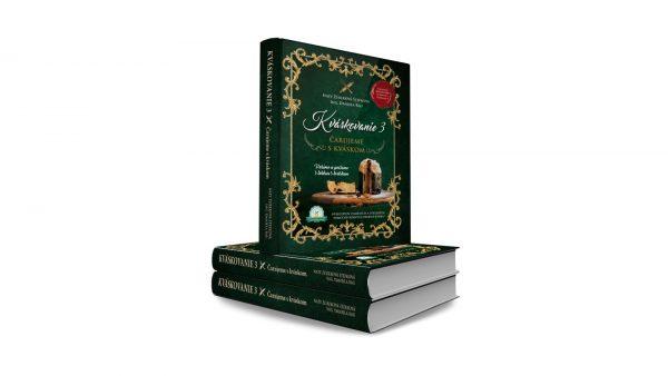 Kniha Kváskovanie 3