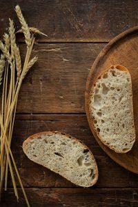 recept na špaldový kváskový chlieb od Naty