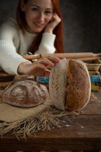 od Naty sa naučíte, ako upiecť doma kváskový chlieb
