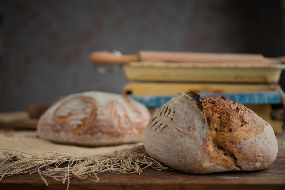 recept na kváskový chlieb podľa Naty je jednoduchý