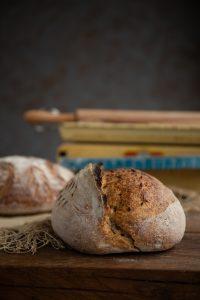 recept na kváskový chlieb od Naty si zamilujete