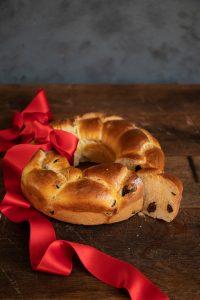 calta, tradičná svaboná vianočka, podľa Chuť od Natym je jemná a nadýchaná