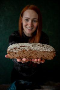 u Naty nájdeš tipy a triky, ako správne upiecť ražný chlieb